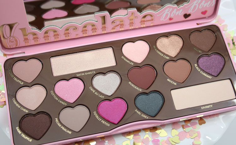 Too Faced Chocolate Bon Bons Eye Shadow Collection-3
