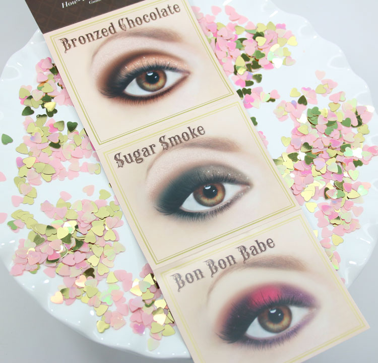 Too Faced Chocolate Bon Bons Eye Shadow Collection-5