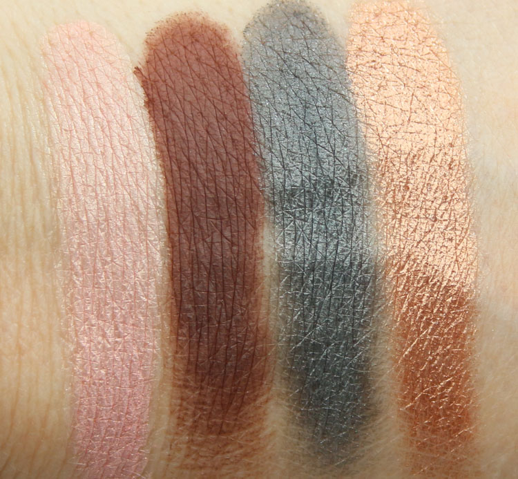 Too Faced Chocolate Bon Bons Eye Shadow Collection Swatches-3