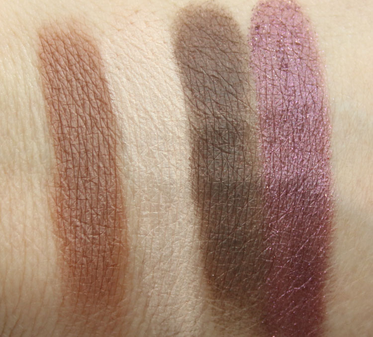 Too Faced Chocolate Bon Bons Eye Shadow Collection Swatches-4