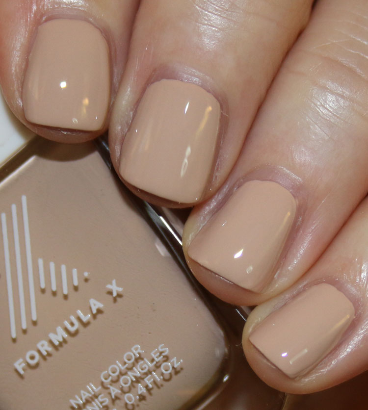 Formula X #ColorCurators Song of Style Nude For You