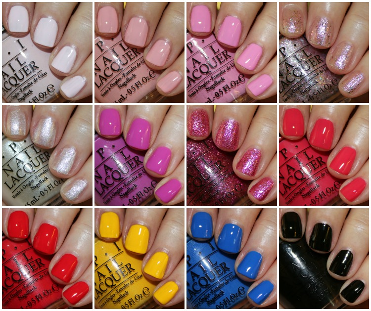 Hello Kitty by OPI Collection