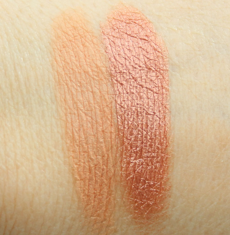NARS Hammamet Duo Eyeshadow Swatches
