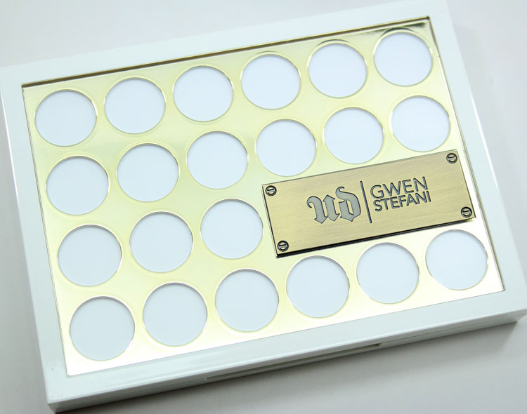 Urban Decay Gwen Stefani Cheek Palette