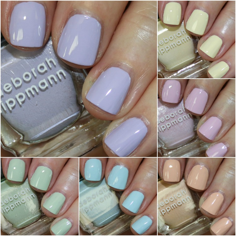 Deborah Lippmann Sweets For My Sweet for Spring 2016