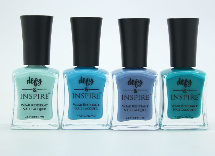 defy & INSPIRE Nail Lacquer by Target | Vampy Varnish