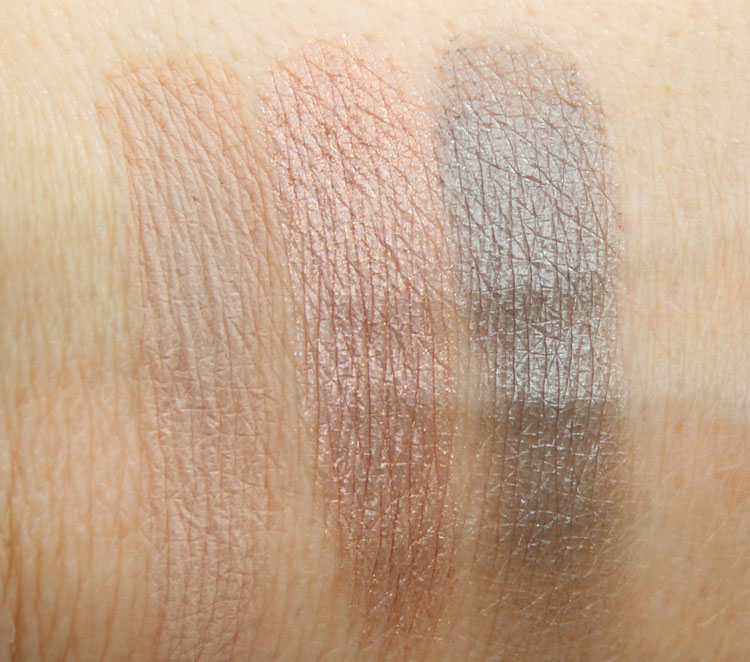 MAC Eye Z You Swatches