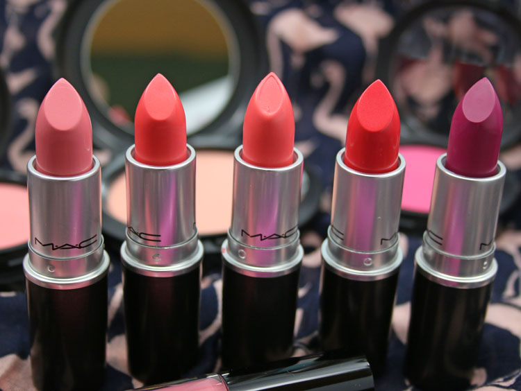 Image Gallery mac flamingo lipstick