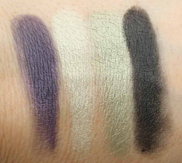 MAC Tinashe Swatches-2