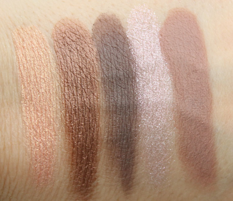 MAC Tinashe Swatches