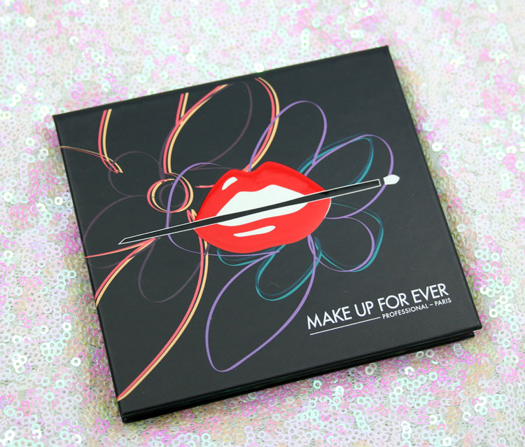 Make Up For Ever Artist Palette, Vol 3