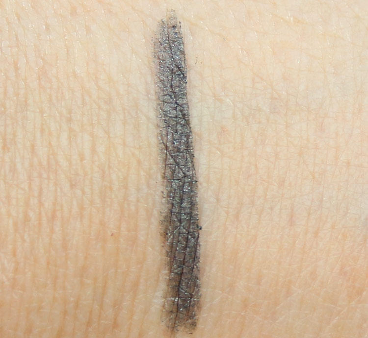 Maybelline Master Precise Skinny Gel Pencil Refined Charcoal Swatch