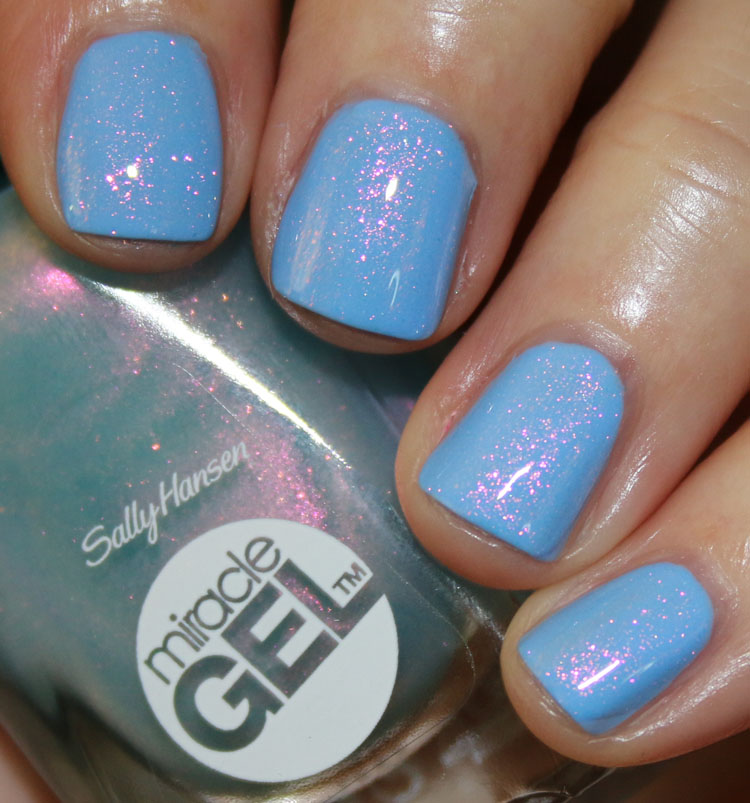 Sally Hansen Miracle Gel Let's Get Digital
