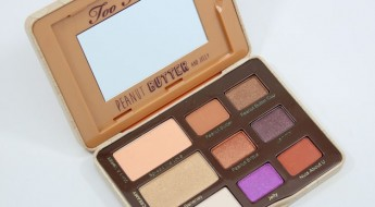 Too Faced Peanut Butter And Jelly Eye Shadow Collection-2
