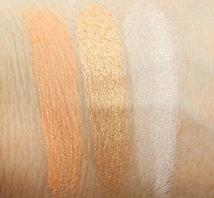 Too Faced Peanut Butter And Jelly Eye Shadow Collection Swatches