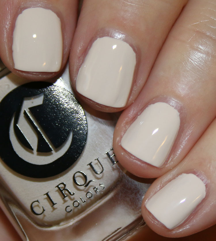 Cirque Colors Don't Forget the Cannoli