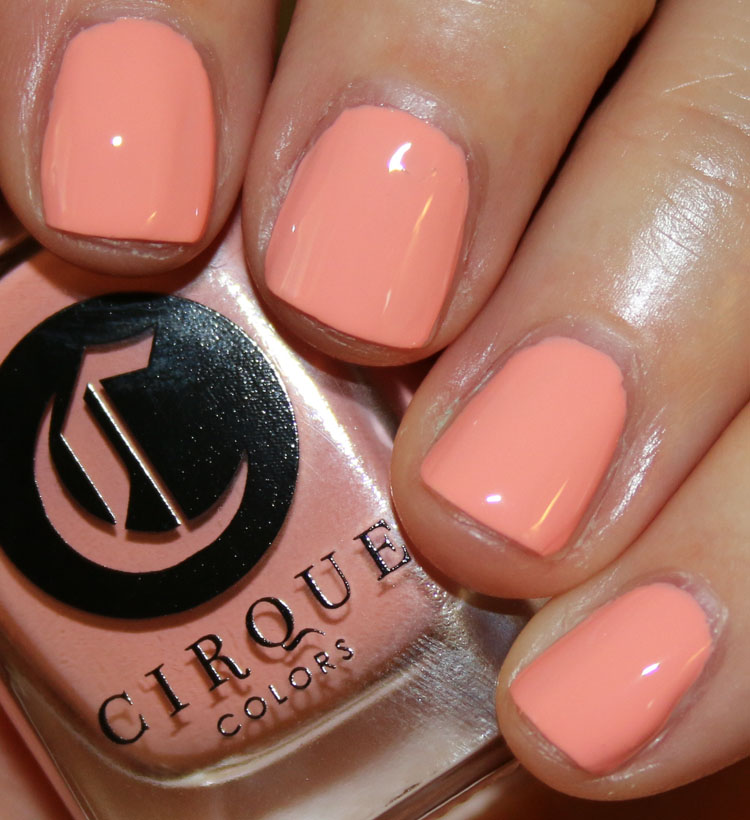 Cirque Colors Lox and Sable