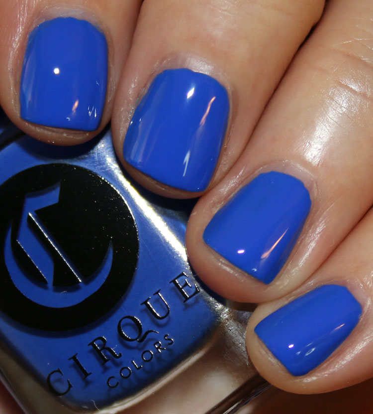Cirque Colors Spring/Summer 2016 Metropolis Collection | Vampy Varnish