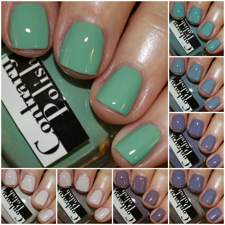 Contrary Polish Spring It On Collection