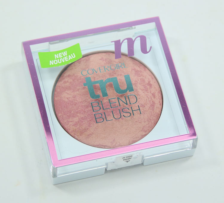 CoverGirl TruBlend Blush Medium Rose