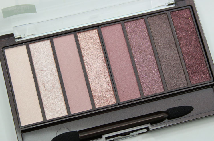 CoverGirl TruNaked Eye Shadow Roses