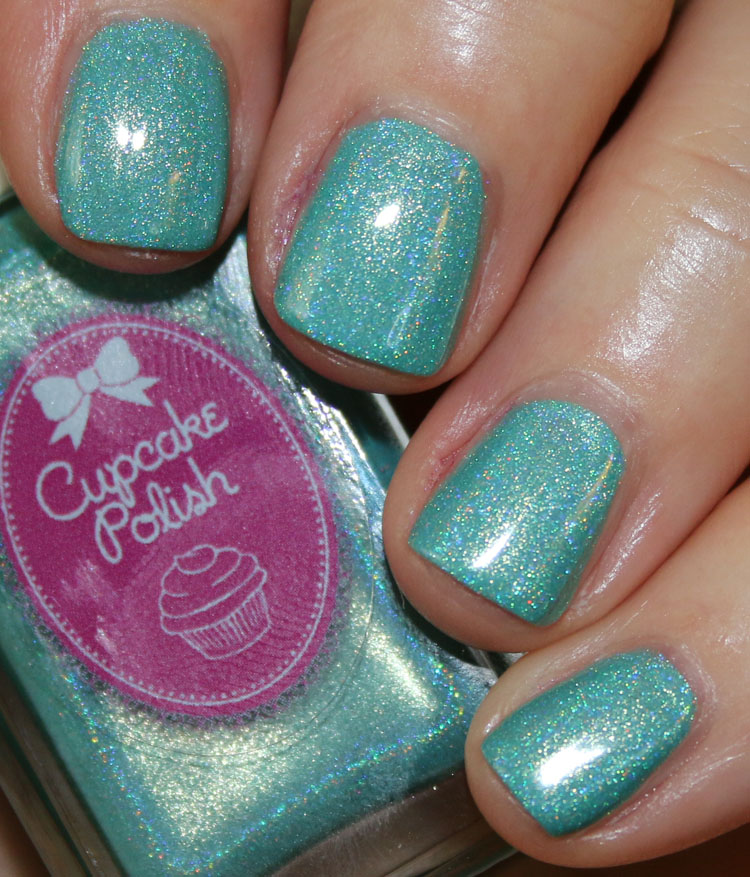 Cupcake Polish What in Carnation?