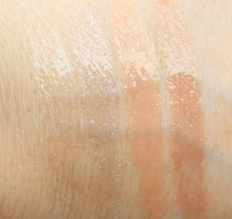 Future MAC Mineralize Glass Swatches