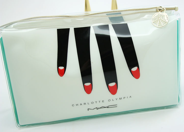 MAC Charlotte Olympia Collection | Vampy Varnish