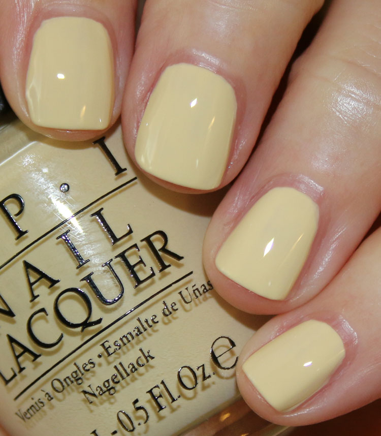 OPI One Chic Chick