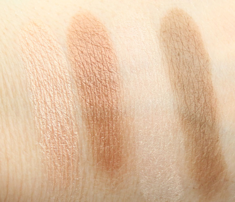 Pixi Book of Beauty Minimal Makeup Swatches-2