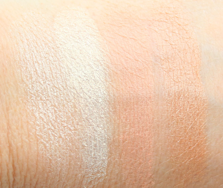 Pixi Book of Beauty Minimal Makeup Swatches