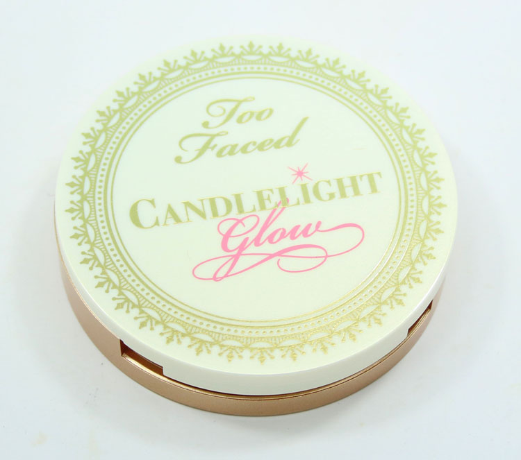 Too Faced Candelight Glow Highlighting Powder Duo Warm Glow