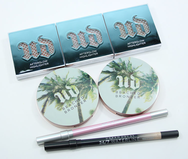 Urban Decay Summer 2016