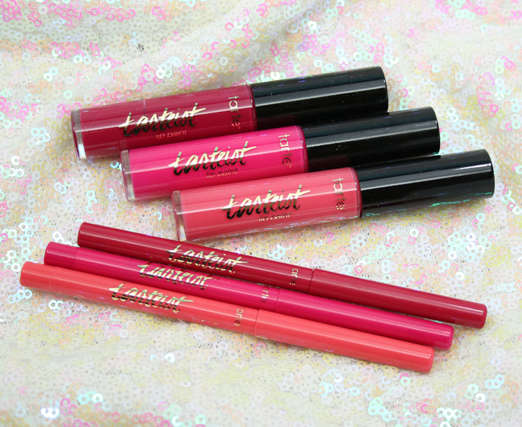 tarte tarteist lip paint