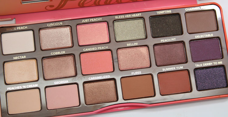 Too Faced Sweet Peach Eye Shadow Collection-3