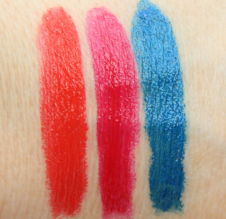 Hard Candy Fierce Effects Lipstick Swatches-2