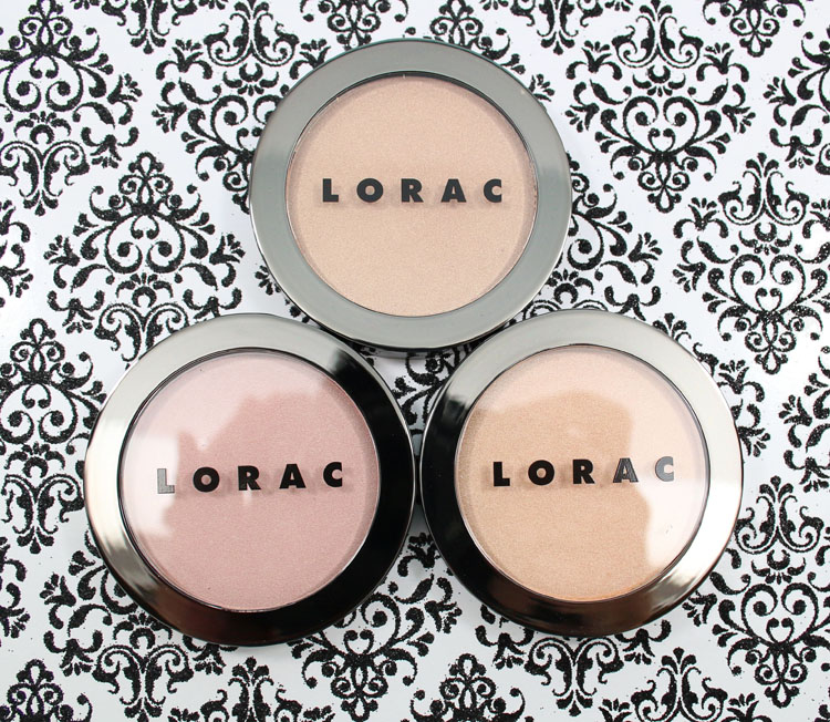 LORAC Illuminating Highlighters