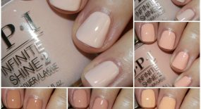 OPI Infinite Shine Summer 2016 Swatches & Review