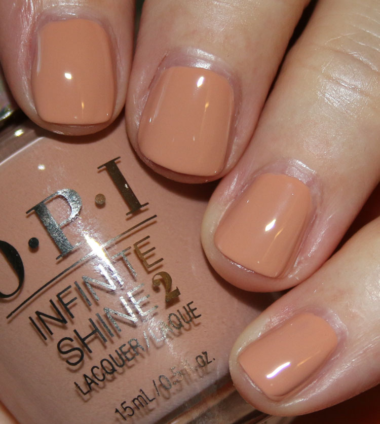 OPI No Stopping Zone