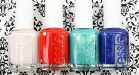 essie Summer 2016 Collection Swatches & Review