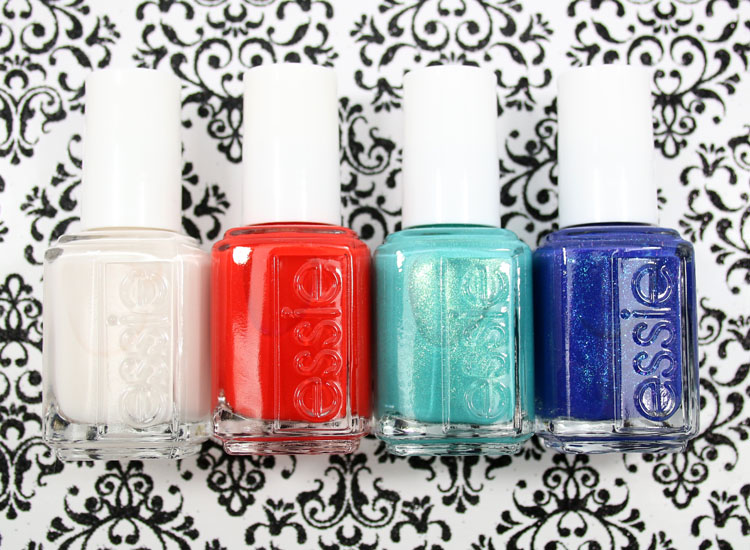 essie Summer 2016 Collection Swatches & Review | Vampy Varnish