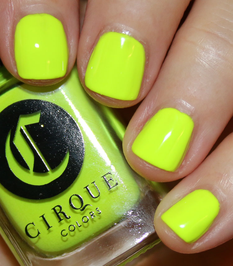 Cirque Colors Electric Daisy