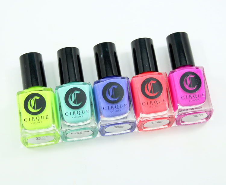 Cirque Colors Vice 2016 Collection