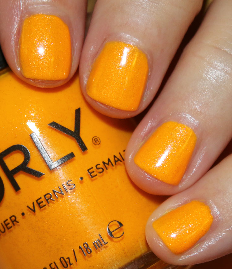 ORLY Summer Sunset