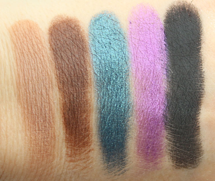 Too Faced The Power Of Makeup by NikkieTutorials Swatches-2