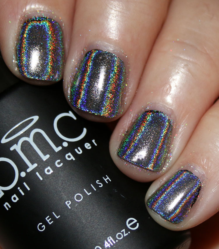 Holographic Nail Powder Review | Vampy Varnish