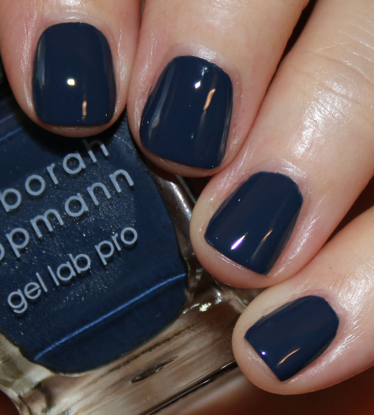 Deborah Lippmann Smoke Gets In Your Eyes