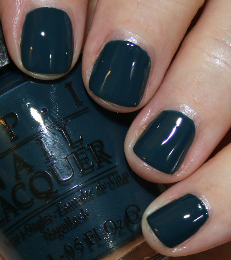OPI CIA=Color is Awesome