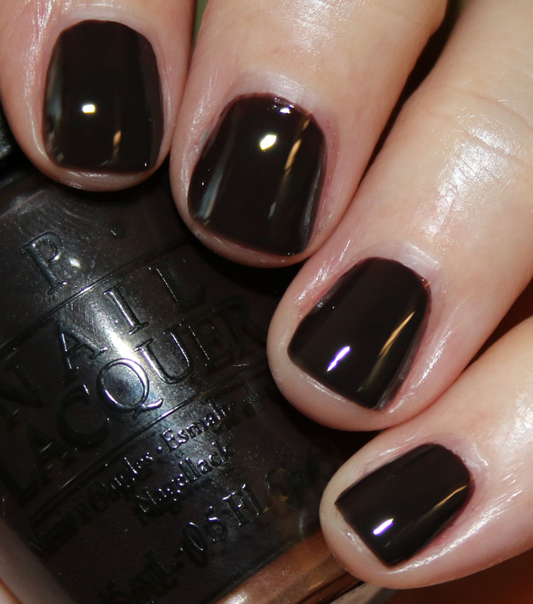 OPI Shh...It's Top Secret!