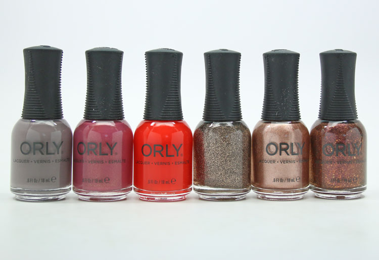 ORLY Mulholland Fall 2016 Collection